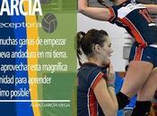 sevillana Alba García nueva incorporación Cajasol Juvasa Voley 2018