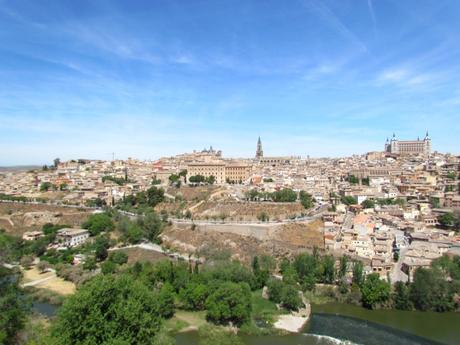 Vistas de Toledo. España