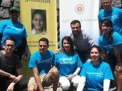 Voluntarios american airlines viajan ecuador para actividades responsabilidad social quito
