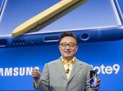 Todo sobre nuevo súper poderoso Galaxy Note9