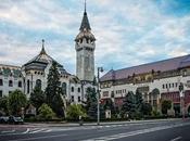 Ruta Rumanía. Târgu Mureș, ciudad cultura Deco