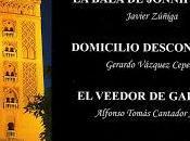 Domicilio desconocido Gerardo Vázquez Cepeda