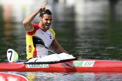 Saúl Craviotto, el camino más largo hacia las medallas olímpicas