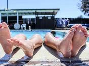 Evita vacaciones estropeen pisada