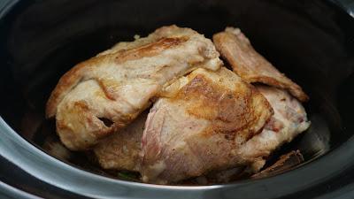 Caldereta de cordero con patatas baja temperatura - Slow cooker - Crockpot