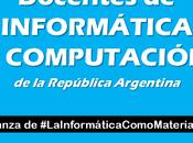 Docentes Informática Computación Facebook