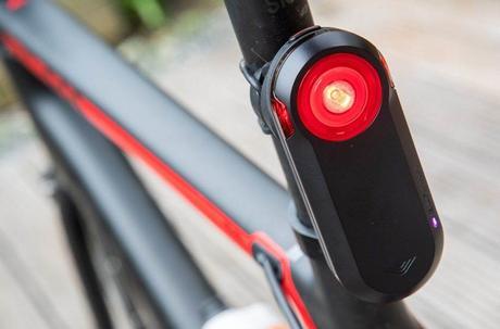 La nueva luz para bicicleta que alerta Garmin Varia RTL510