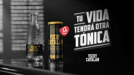 VICHY CATALÁN PRESENTA LA PREMIUM TÓNICA WATER