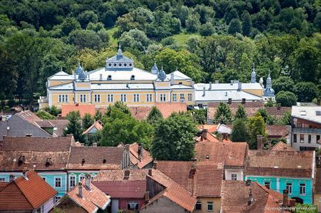 Bistrita. Transilvania. Rumanía. Romania