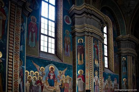 Ruta por Rumanía. Bistrita y la torre de la iglesia que resurgió de sus cenizas como el Ave Fénix