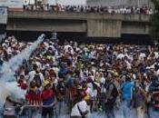 Derecha venezolana insiste violencia como para hacer política