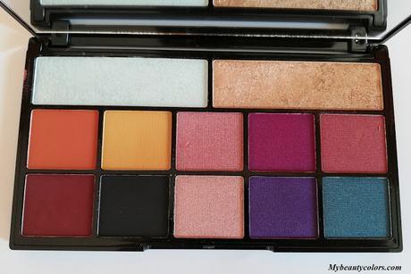 Makeup revolution carmi