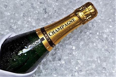 El Champagne en peligro debido al cambio climático