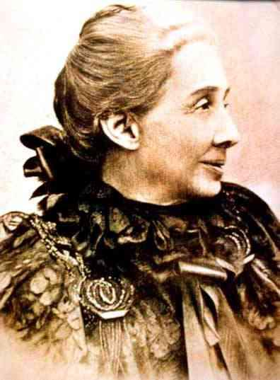 La espiritista española Amalia Domingo Soler