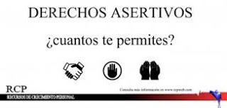 20 derechos asertivos