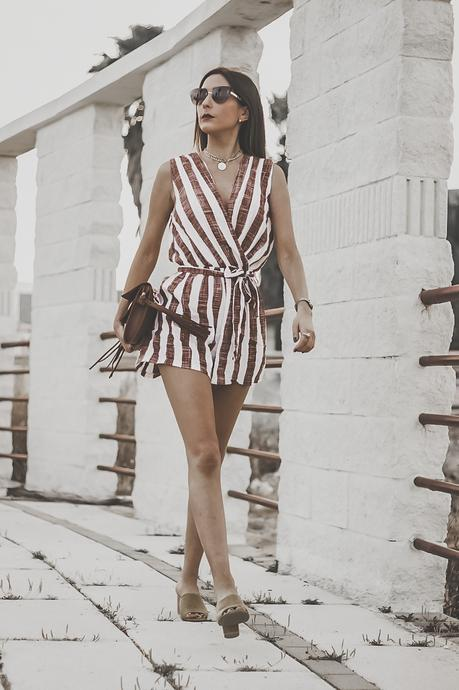 EL MONO PERFECTO - ARMONIAS - THE PERFECT STRIPES JUMPSUIT