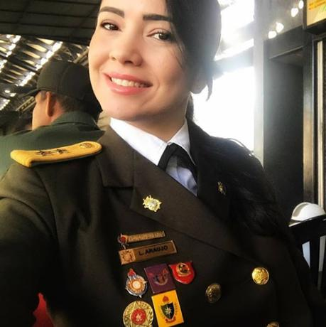 #Venezuela: La funcionaria de la #FANB que participó en el Miss Earth Venezuela 2018 #Mujeres #Belleza (FOTO)