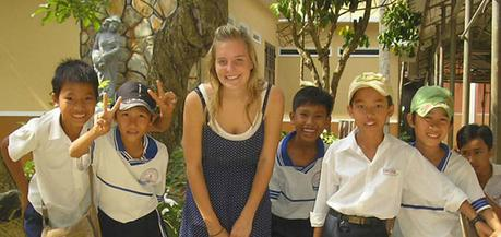Voluntariado en Tailandia - Clases