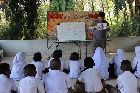 Voluntariado en Tailandia - Enseñanza