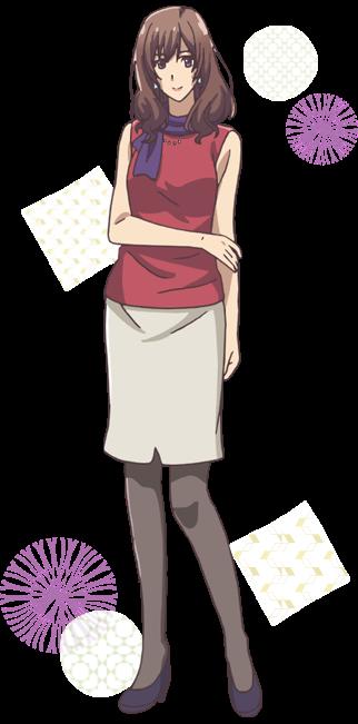 El anime Kyoto Teramachi Sanjo no Holmes añade a Sayaka Ohara a su elenco