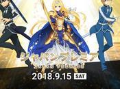 Nuevo póster para Sword Online temporada