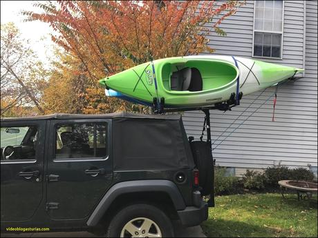 Beautiful Kayak Roof Rack for Jeep Wrangler
