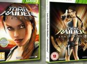 Tomb Raider: Legend Anniversary retrocompatibles Xbox