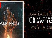 Dark Souls Remastered acerca octubre para Nintendo Switch