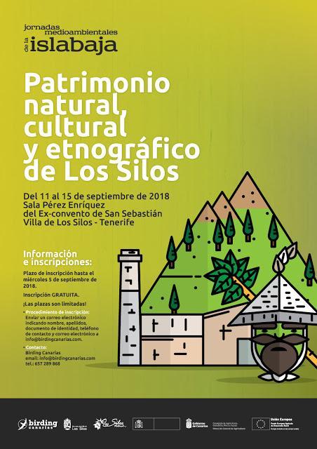 Jornadas del patrimonio natural, cultural y etnográfico de Los Silos.