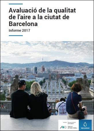 Barcelona: Calidad del Aire 2017