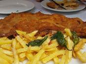 Cachopos Filetes empanados rellenos