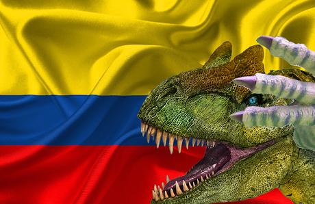 Fauna prehistórica descubierta en Colombia