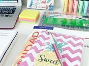 Motivación, organización, esfuerzo constancia estudios.