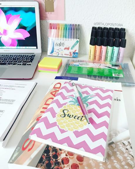 Motivación, organización, esfuerzo y constancia en los estudios.