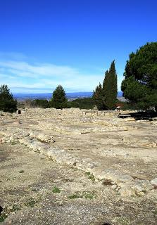 Objetos de la vida cotidiana en el oppidum galorromano de Ensérune.