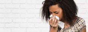 La diferencia entre un resfriado y una infección sinusal