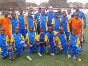 Escuela Fútbol Base Angola Semifinales