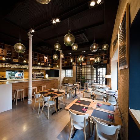 Restaurant PaCatar Seville Donaire Arquitectos