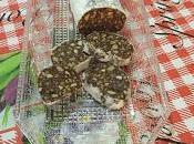 Salchichón chocolate thermomix tradicional