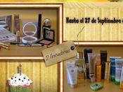Sorteo Aniversario Blog Maquillaje Cosmética Ganadores!