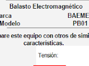 Vatios (watt) voltios (volt)