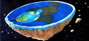La Tierra No Puede Ser Plana Imposible