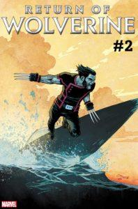 Return of Wolverine Nº 2