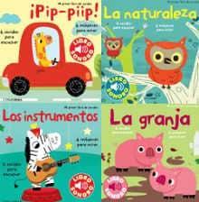 Recomendaciones de cuentos para bebés de 0 a 1 años