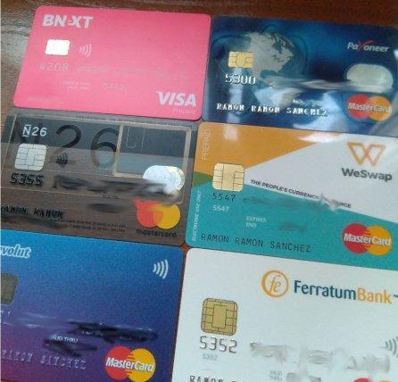 Tarjetas con las que sacar dinero en cualquier país del mundo sin pagar comisiones
