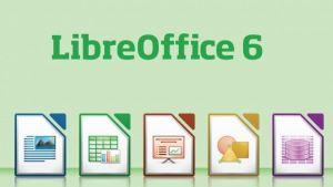 LibreOffice 6.1 tiene nuevo tema de iconos de Windows