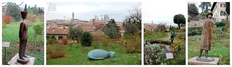 El Jardín de las Rosas en Florencia