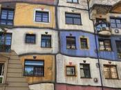 casas colores: Hundertwasserhaus, Viena