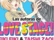 autoras manga 'Love Stage' estarán presentes XXIV Salón Manga Barcelona