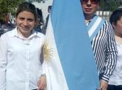 Argentina. Abanderada Trans Instituto Formación.